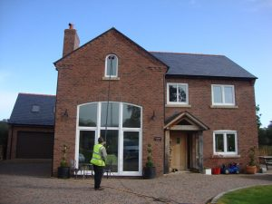residential window cleaning Leeds